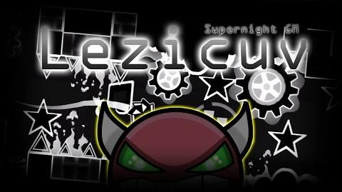 (Very Hard Demon) Lezicuv by Supernight GM Geometry Dash