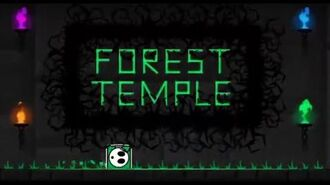 Forest Temple by Michigun - Geometry Dash