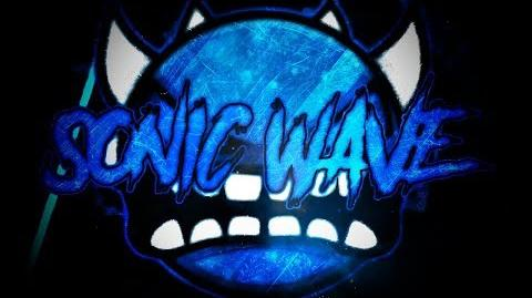 Geometry Dash -Extreme Demon- Sonic Wave by Cyclic