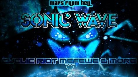 Maps From Hell Sonic Wave by Cyclic Enlil