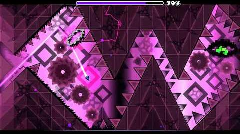 -Geometry Dash- Bausha Vortex