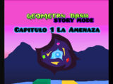 Geometry Dash Story Mode/Capítulo1:La Amenaza
