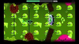 Slime by The Lamb - Geometry Dash