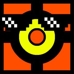 Cubo modificado con lentes