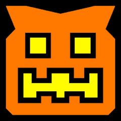 Cubo que uso para Halloween 17/10/16 - 31/10/16