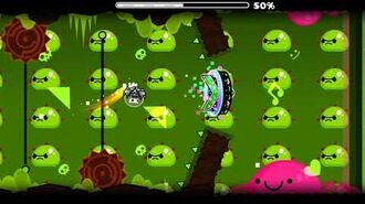 Slime By The Lamb Geometry Dash 2