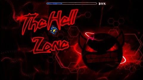 Geometry Dash - The Hell Zone (Demon) - By sohn0924 and more