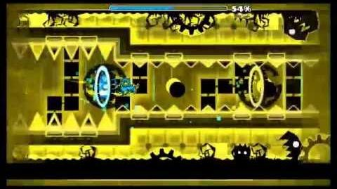 Geometry Dash - Hate War (Demon) - By saRy and more