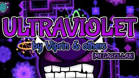 "Ultraviolet (Demon) by Viprin & others — ""Geometry Dash 2.0"""