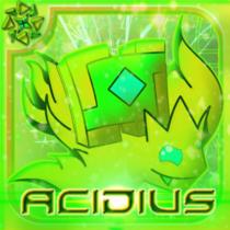 Acidius