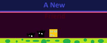A New Friend Logo