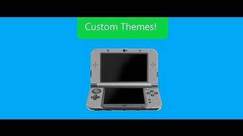 Video - How to install custom themes on new 3ds | Unofficial