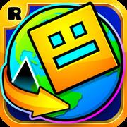 Geometry Dash World App Icon
