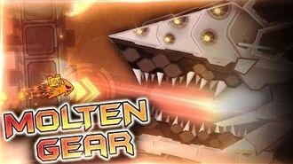 MOLTEN GEAR VERIFIED!!! Extreme Demon by Manix, Knobbelboy & more