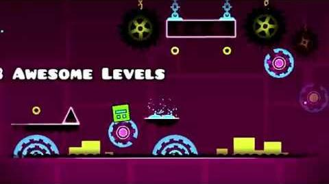Geometry Dash - Steam Trailer