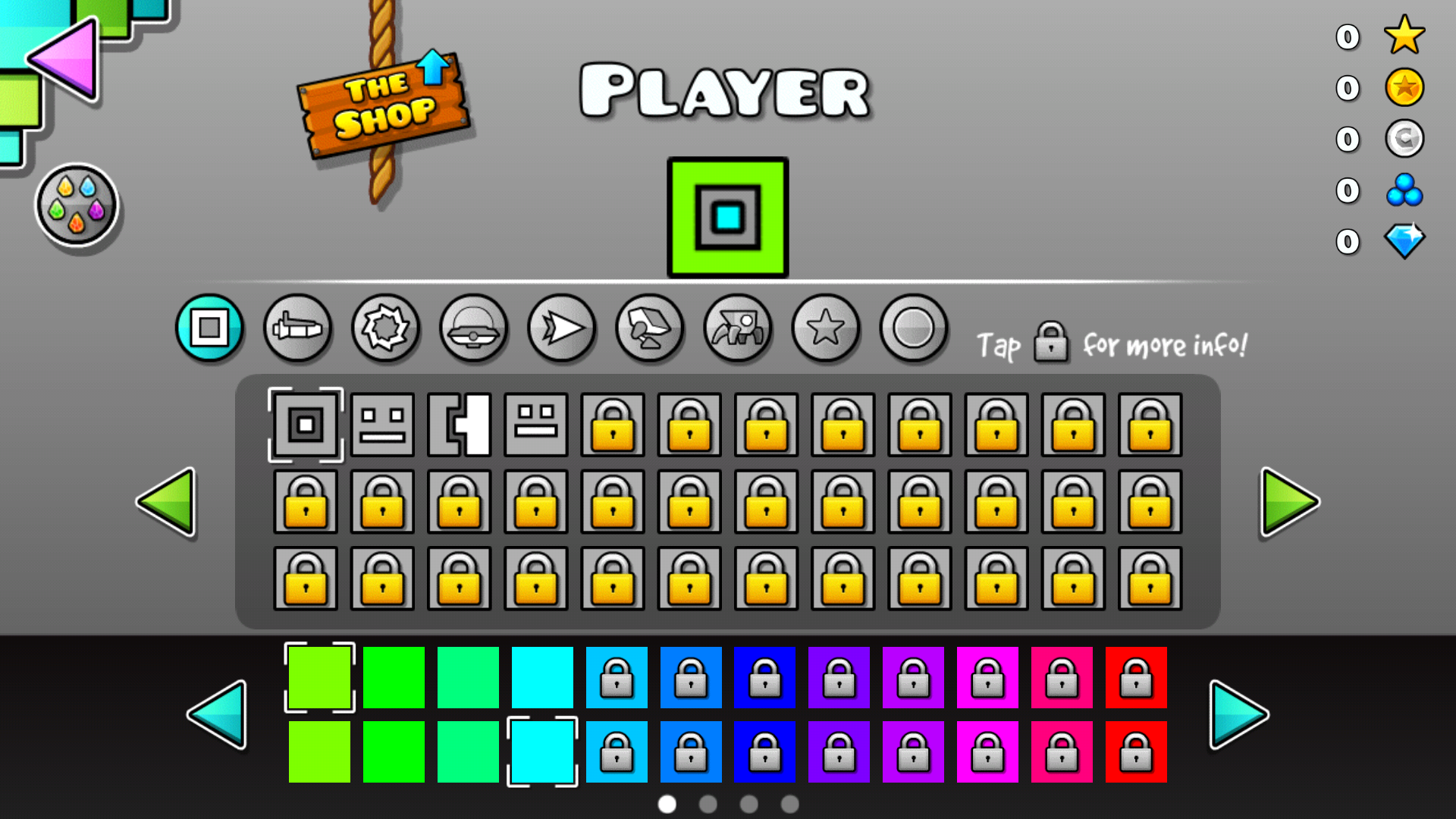 geometry dash apk full ios