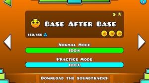 Geometry Dash - Base After Base