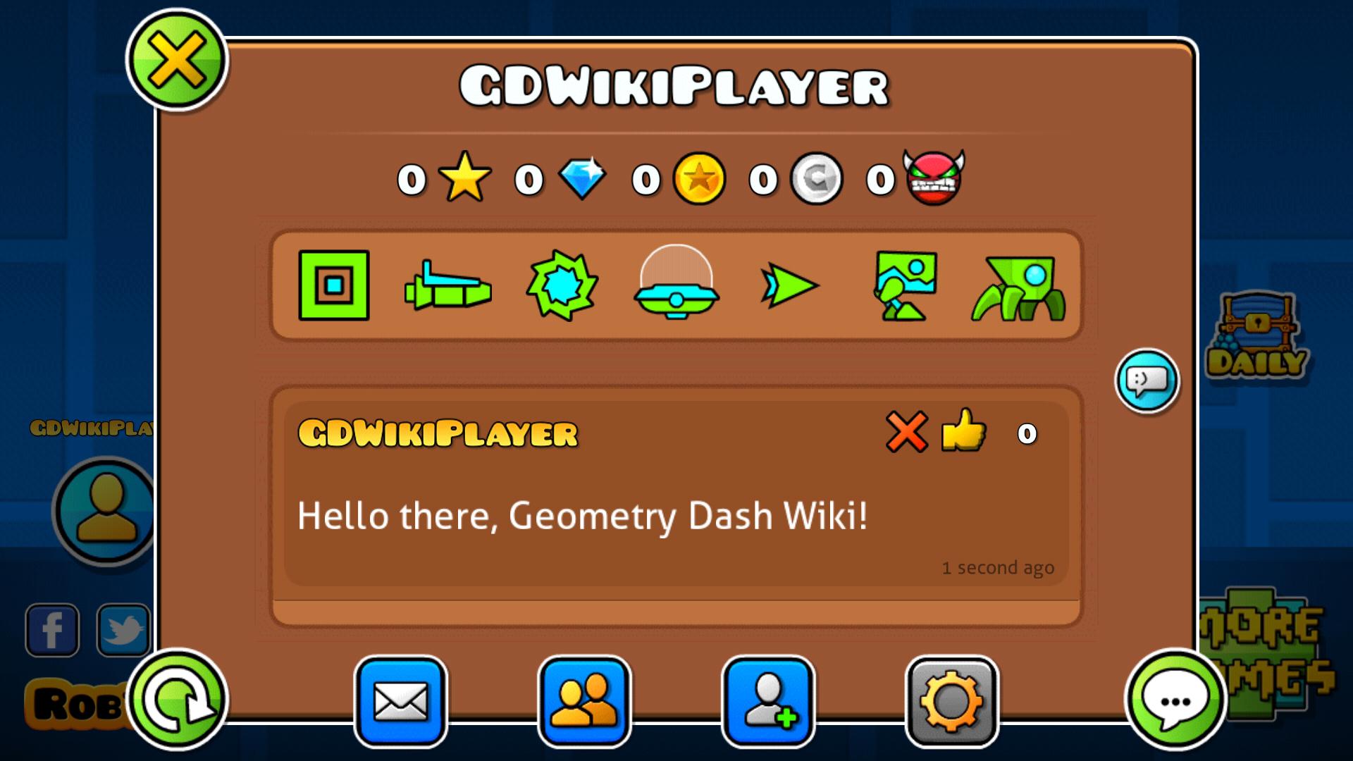 descargar geometry dash 2.11 ios