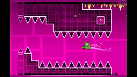 Geometry Dash - Level 8 Complete
