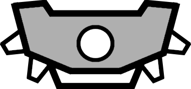 ufo12png - Geometry Dash Icon Coloring Pages