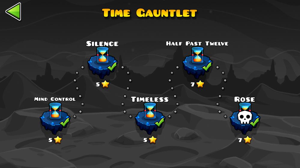 TimeGauntlet
