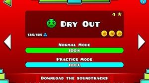 Geometry Dash - Dry Out