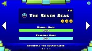 Geometry Dash Meltdown - The Seven Seas