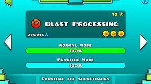 Geometry Dash - Blast Processing