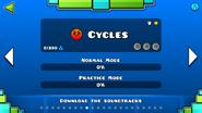 CyclesMenu