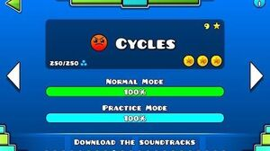 Geometry Dash - Cycles
