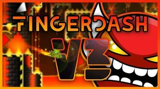 Fingerdash V3 - By Noriega (me) (Extreme Demon)