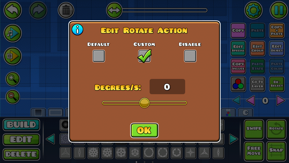 RotateActionSetupMenuB