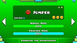 Geometry Dash - Jumper