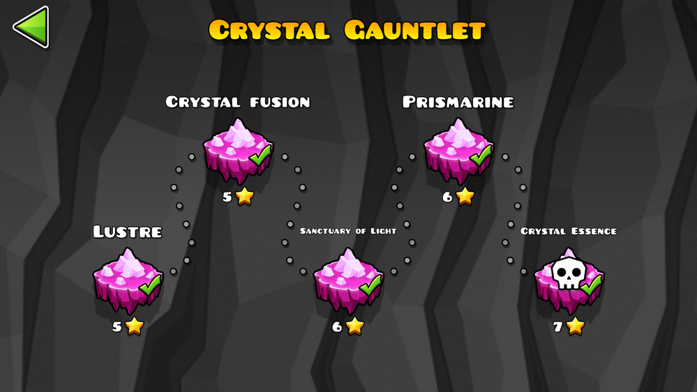 CrystalGauntlet