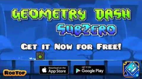 Geometry Dash SubZero - Release Trailer