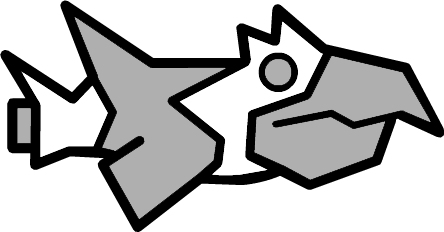 ship11png - Geometry Dash Icon Coloring Pages