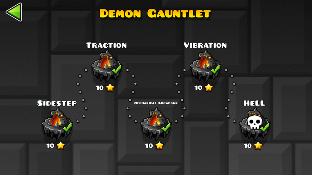 DemonGauntlet