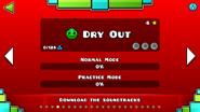 DryOutMenu