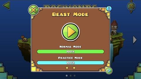 Geometry Dash World - Beast Mode