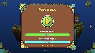Geometry Dash World - Machina