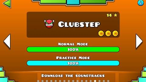 Geometry Dash - Clubstep 100% Complete (All Coins)