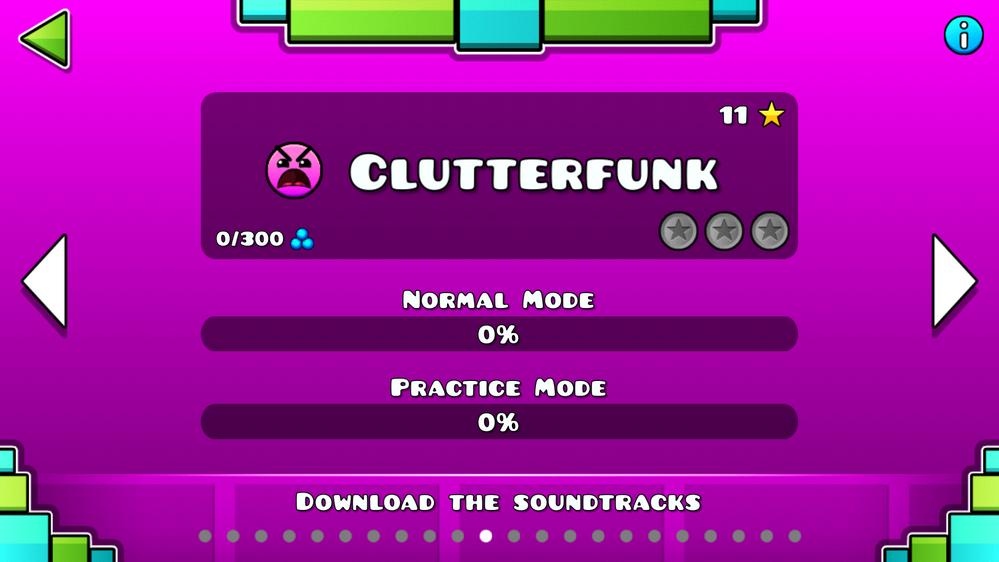 ClutterfunkMenu