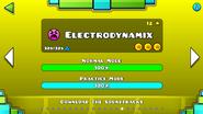 ElectrodynamixMenu