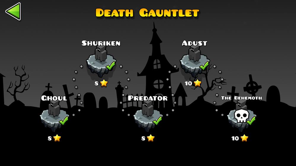 DeathGauntlet