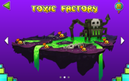 Toxic Factory Location