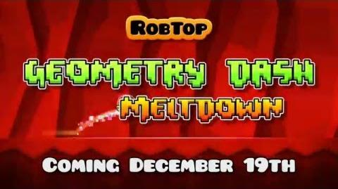 Geometry Dash Meltdown - Teaser Trailer