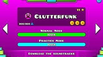 Geometry Dash - Clutterfunk