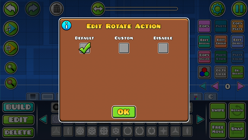 RotateActionSetupMenuA