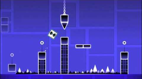 Level 7 - Jumper By RobTop (Easy Level) (3 Coins)