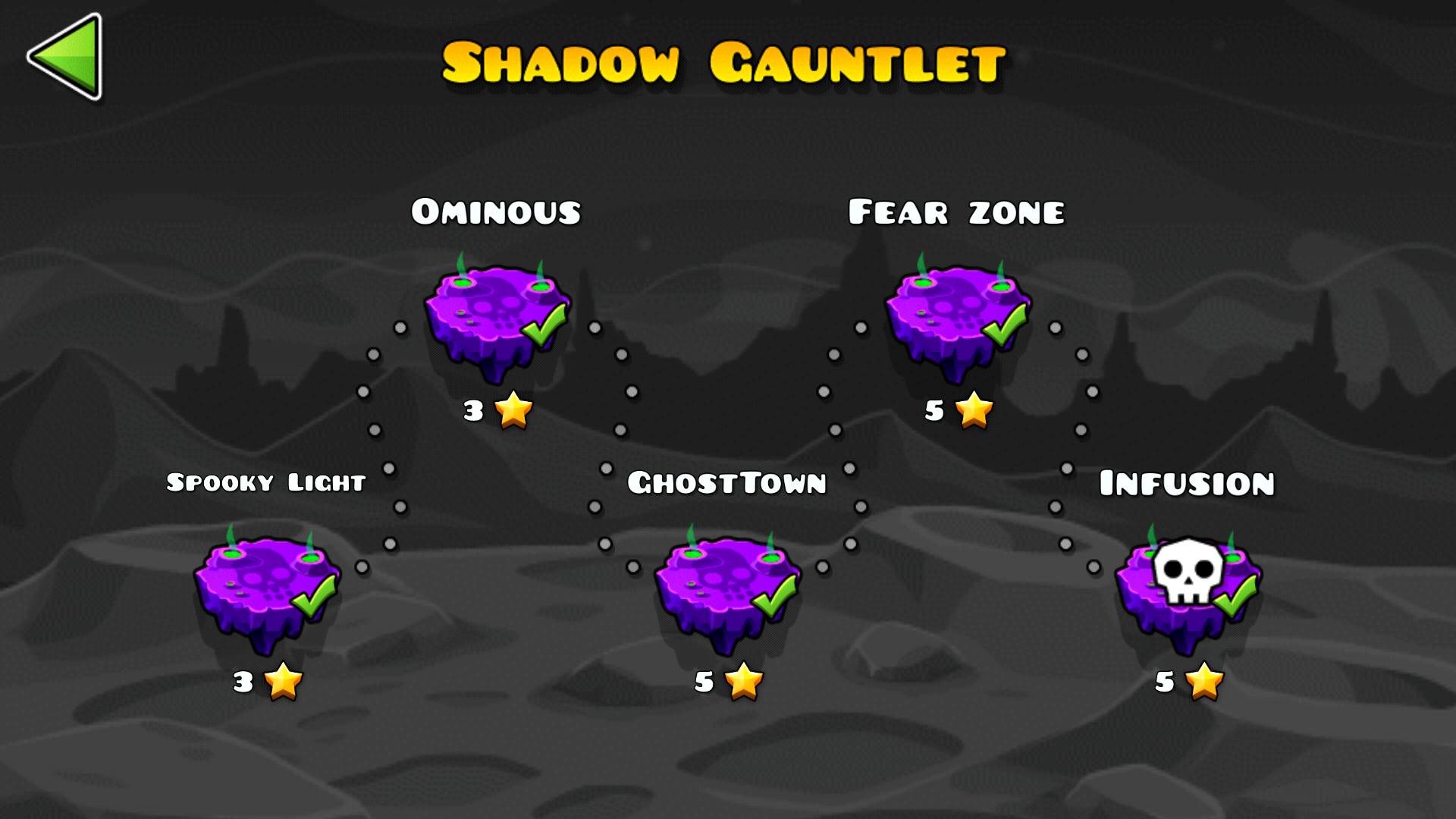 ShadowGauntlet